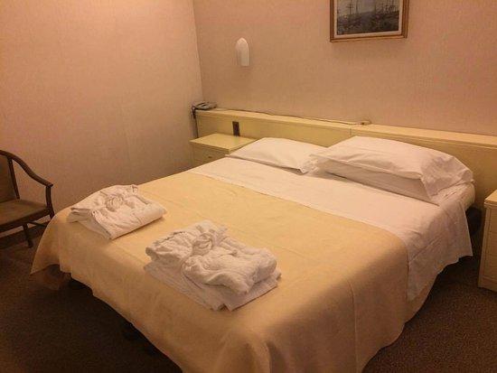 Hotel Terme Marconi: Stanza
