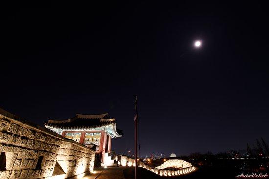 Suwon, Corea del Sur: 수원 화성