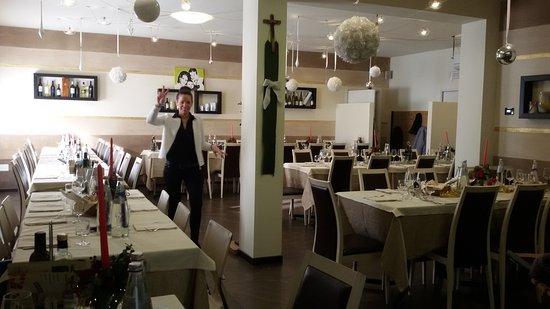Cadoneghe, Italië: Trattoria Pizzeria Ceccarello