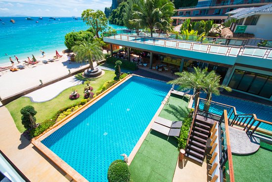 Phi Nice Beach Hotel Hip Updated 2018 Reviews Price Comparison Ko Don Thailand Tripadvisor