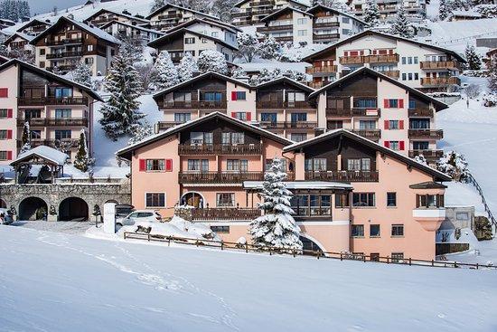 Falera, Switzerland: Aussenansicht