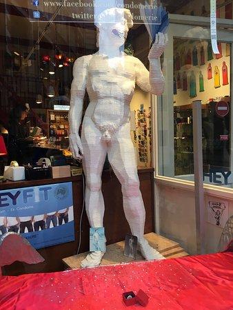 Photo of Tourist Attraction Sexmuseum Amsterdam Venustempel at Damrak 18, Amsterdam 2012 LH, Netherlands