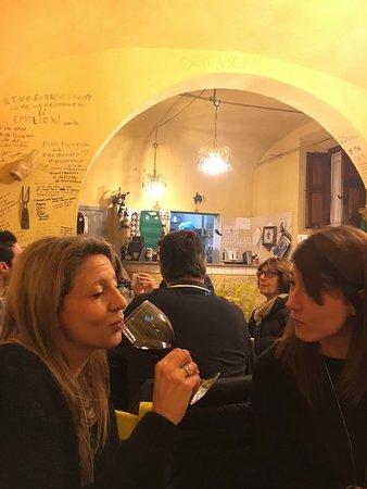Poggibonsi, Italy: Uli & Sara