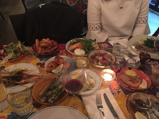 Photo of Seafood Restaurant Oysters & grill at Sjaellandsgade 1b, Copenhagen 2200, Denmark
