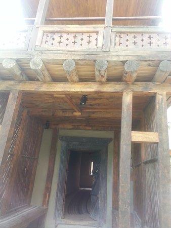 Khaplu, Pakistan: Entrance