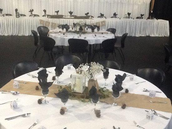 Latrobe, Australia: Our wedding on Saturday, just beautiful!!!!!!