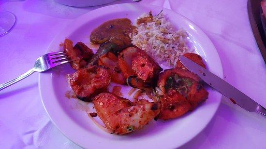 Llanymynech, UK: Really tasty meal