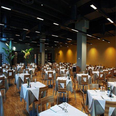 Eurotaverna: sala da pranzo