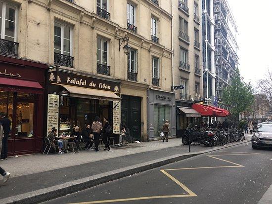 Halal Lebanese Restaurant In Paris