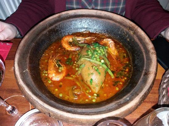 Photo of Moroccan Restaurant La Boya at Gebroeders Verhaegenstraat 16, Mechelen, Belgium