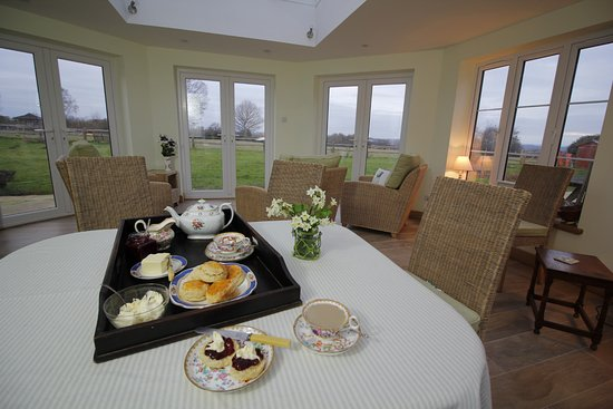 Wadhurst, UK: Garden Room which is your Living Room during your stay