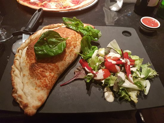 Cheadle, UK: Pizza Express Chradle