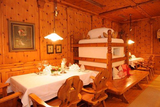 Feld am See, Austria: Die mit 2 Hauben gekrönte Gourmetstube