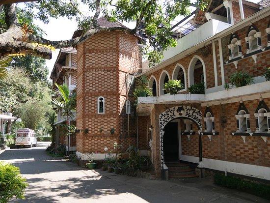 Ambadi architecture
