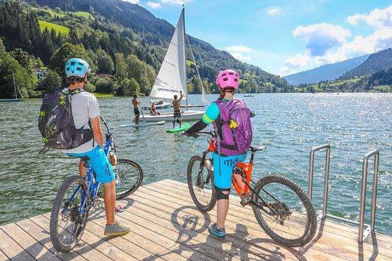 Feld am See, Austria: Einzigartig - Zuerst am Berg und dann zum See