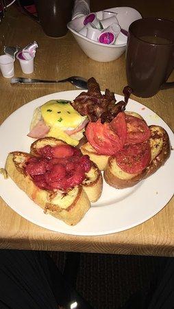 Banff Caribou Lodge & Spa: Frühstück