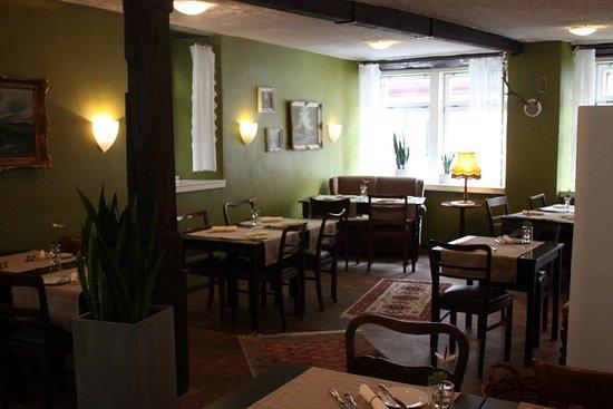 Wohnzimmer Restaurant Zwingenberg