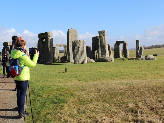 Londres, UK : Explore Stonehenge