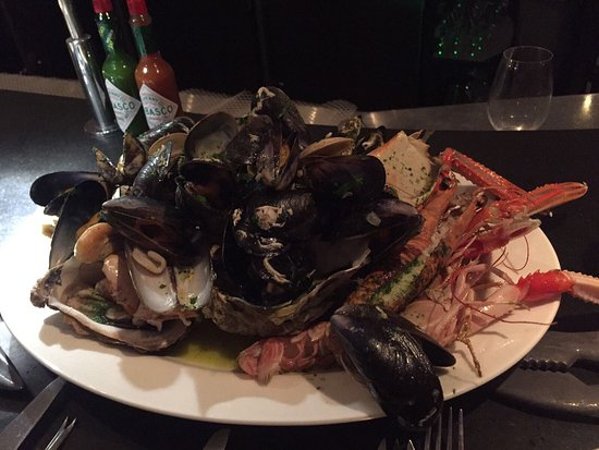 Photo of Seafood Restaurant Ondine at 2 George Iv Bridge, Edinburgh EH1 1AD, United Kingdom