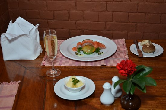 The Chimney Restaurant: Relish the perfect gourmet with Champagne at The Chimney Fine Dining