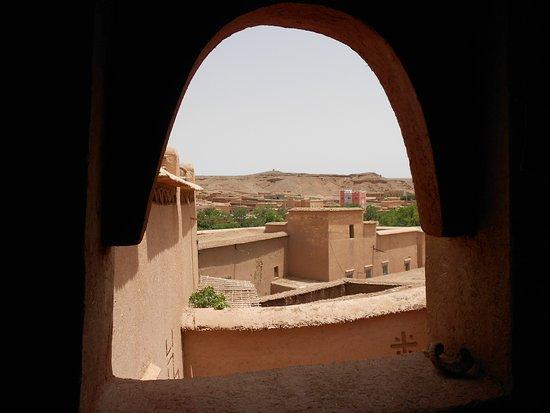 El Kelaa, Marruecos: Vue de la Terrase