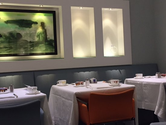 Hotel Spadari al Duomo: Saletta colazione