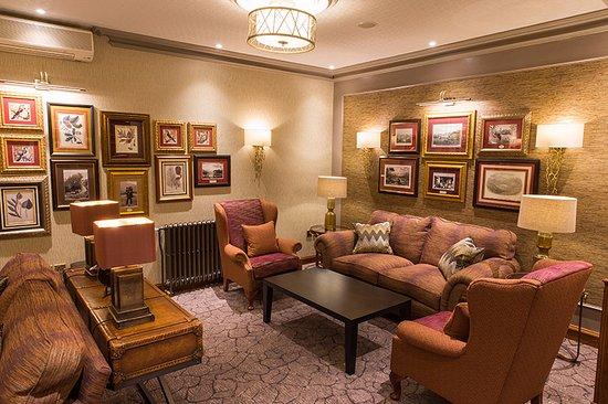 Borrowdale, UK: Comfy Lounges