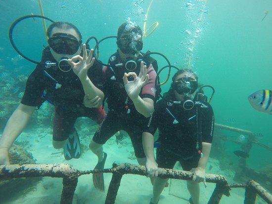 Benoa Marine Recreation Ocean Walker Tour: photo9.jpg