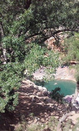 It's 4 You Tours : Vallée du paradis et ses trous d' eau baignables