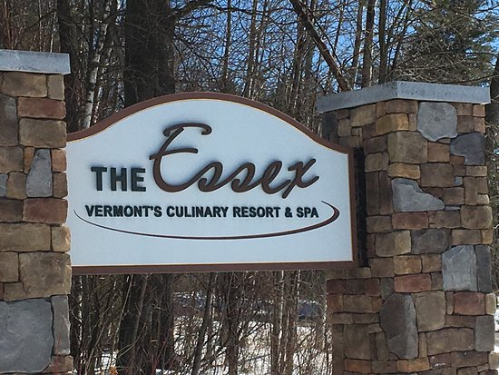 The Essex, Vermont's Culinary Resort & Spa: Nice stay in March 2017