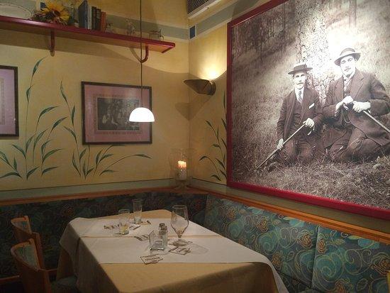 Hotel Cafe - Restaurant Steffens: Tisch