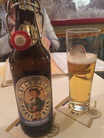 Hotel Cafe - Restaurant Steffens: Tolles Bier