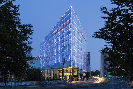 Les Hauts de Lille : Au premier étage de l'Hôtel Barrière Lille *****