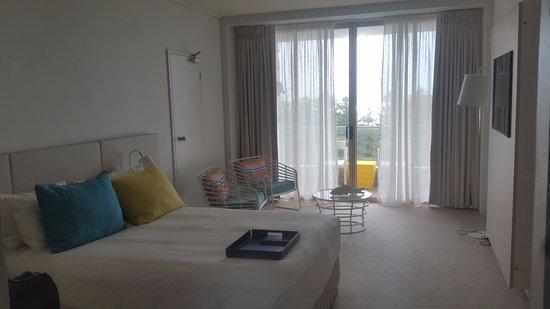 Cronulla, Australia: Our room on the 6th floor.