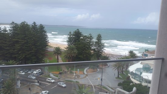 Cronulla, Australië: The view from our balcony