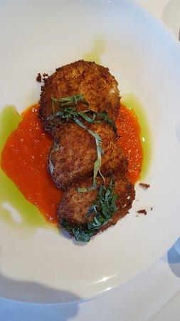Smyrna, GA: Fried green tomatoes