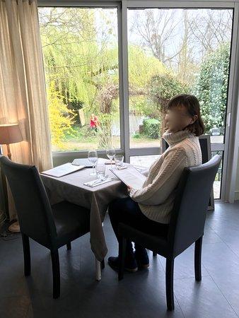 Montreuil-Bellay, Francia: une dispostion parfaite pour partager la vue champêtre