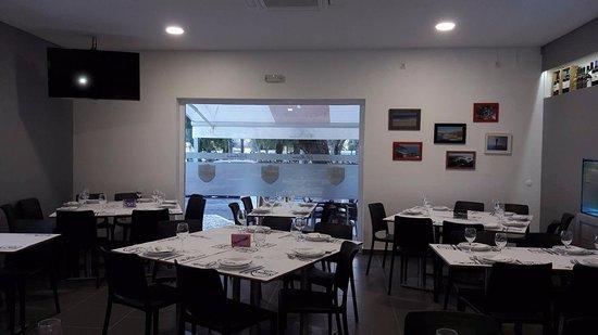 Grandola, Πορτογαλία: Sala de refeições!
