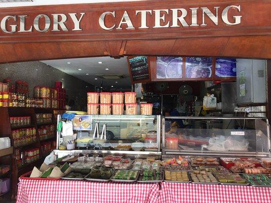 H Catering Pte Ltd 餐廳前面 - ...