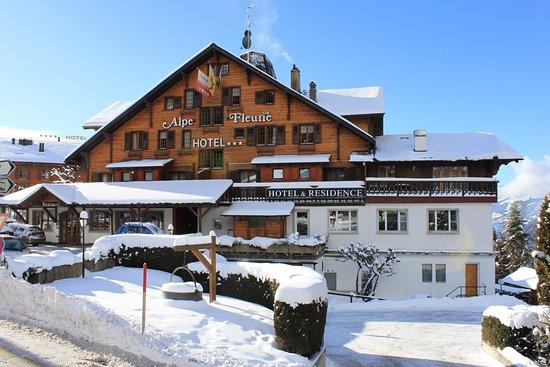 Alpe Fleurie Hotel & Residence照片