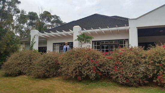 Witsand, جنوب أفريقيا: The main house