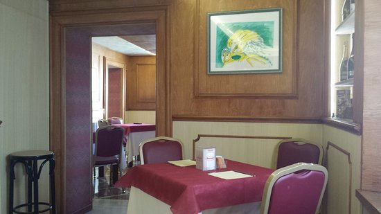 Hotel Camerlengo: sala colazione