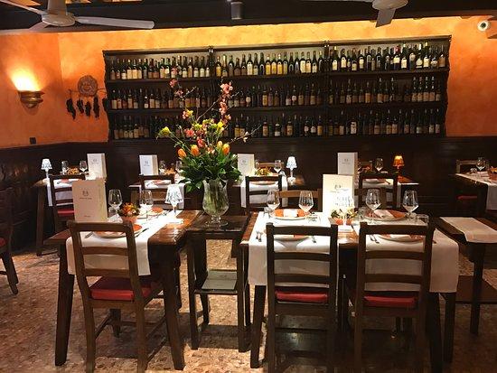 Photo of Restaurant Osteria Le Vecete at Via Pellicciai 32/a, Verona 37121, Italy