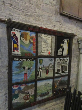Brecon, UK: History