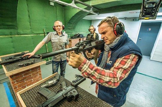 Shooting range Trigger Service Brno