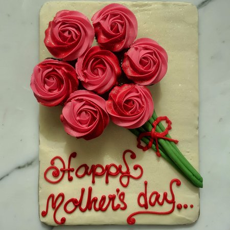 Magnolia Bakery Happy Mothers Day Bouquet