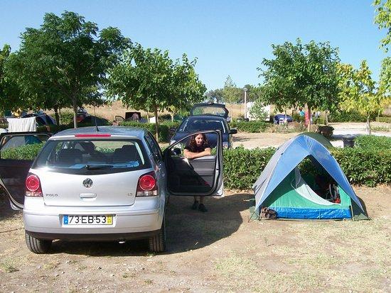 Parque de campismo Orbitur Evora: La nostra piazzola
