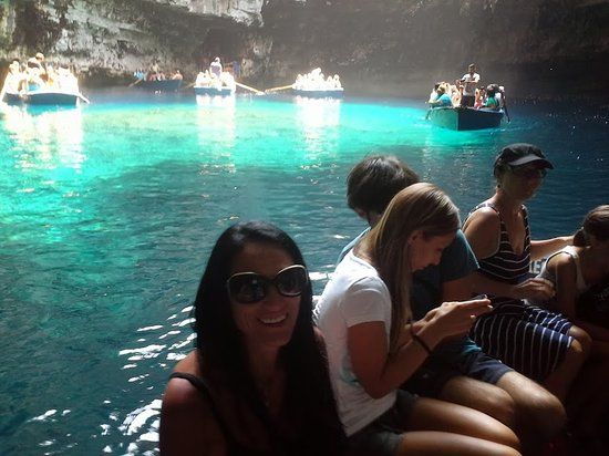 Photo of Tourist Attraction Melissani Cave at Sami 280 80, Greece