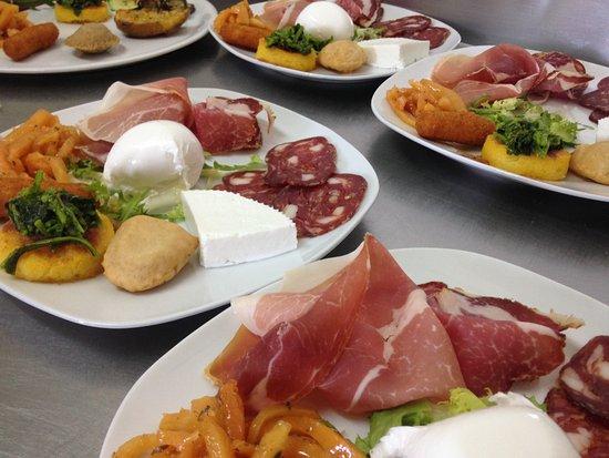 Nusco, Italien: sapore di casa