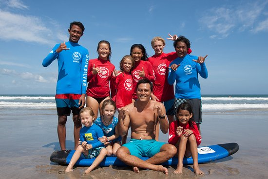‪Quiksilver Bali Surf Academy‬